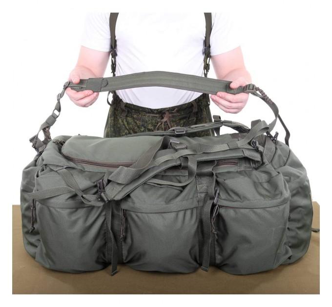 Баул-рюкзак Grand Tour 100л Polyamide 900 Den олива