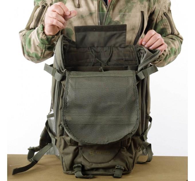 Рюкзак KE Tactical Sturm 40л Polyamide 1000 Den олива