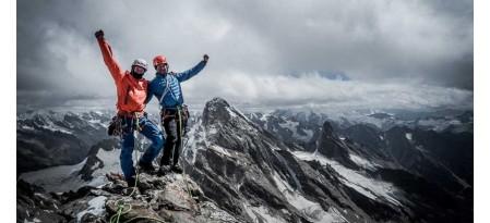 Зачем альпинист идет в гору